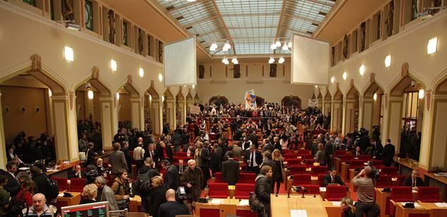 За аренду этого здания мэрия будет платить ещё 15 лет (фото с сайта parlamentnilisty.cz)
