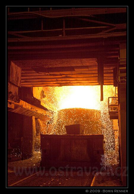 Evraz V?tkovice Steel