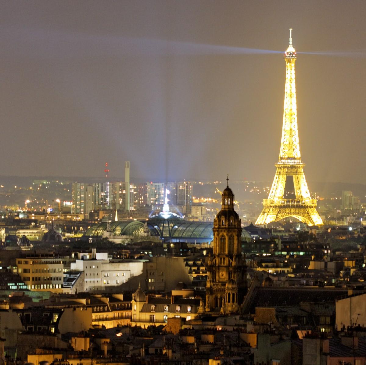 В париже появится библиотека имени Гавела