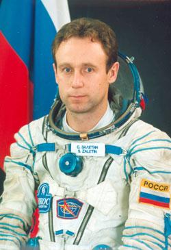 Сергей Залётин