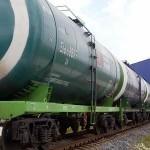 24 вагона с топливом задержаны в Чехии