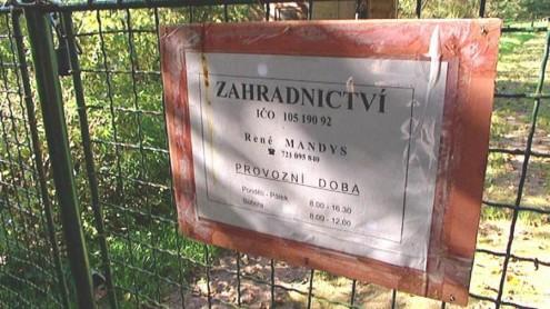 Противостояние между чешским садовником и российским предпринимателем