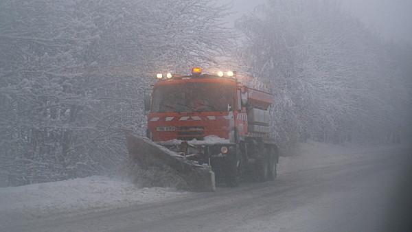 В Чехии выпадет 30 см снега (фото Vladislav Prouza)