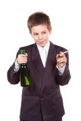 В Чехии курят около 25% подростков