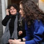Елена Грёмина и Екатерина Бондаренко