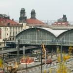 Сообщение о бомбе в здании вокзала оказалось ложным