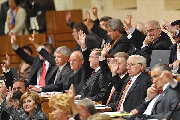 В Чехии, скорее всего, будут введены прямые выборы президента (фото ?TK)