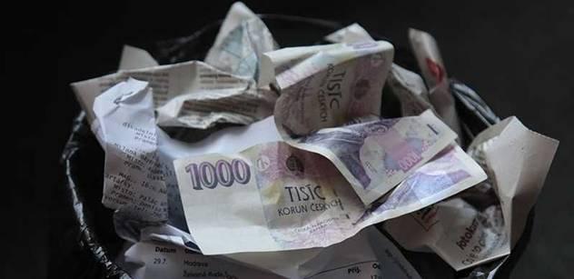 В Чехии растёт число банкротств физлиц