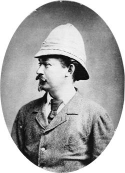 Чешский исследователь Эмиль Голуб