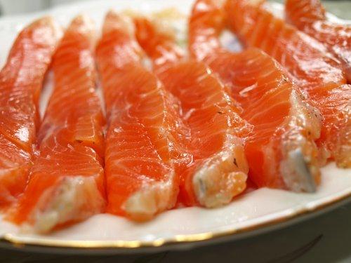 Король кухни – лосось