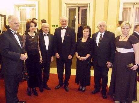 3 февраля в Праге состоялся 11-ый Чешско-российский предпринимательский бал
