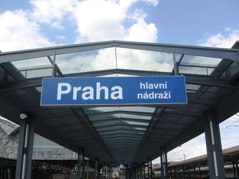 Главный железнодорожный вокзал (Praha hlavn? n?dra??)