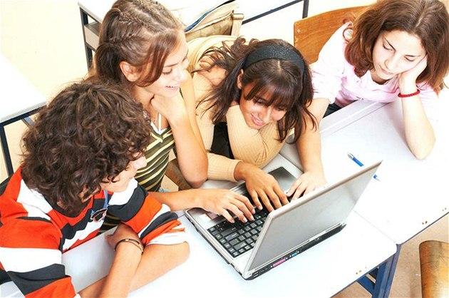 В Либерце придумали электронную книжку для учеников
