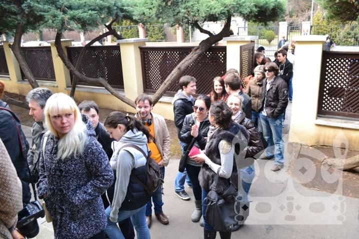 По предварительной информации, в Праге проголосовало около трёх с половиной тысяч человек