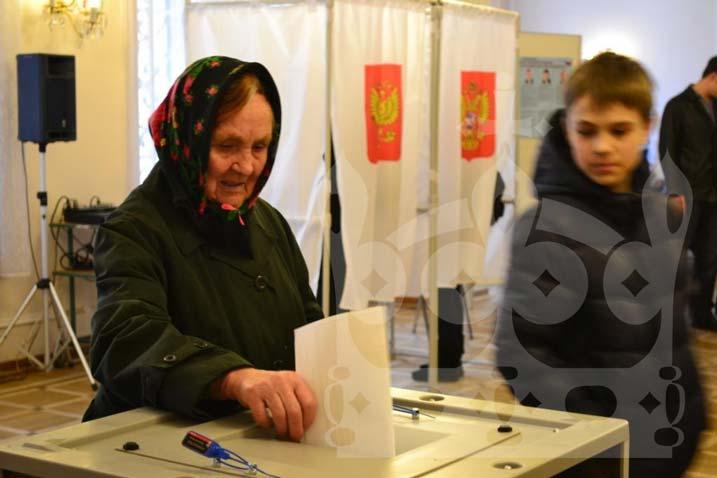 Несмотря на рекордную явку, проблем в процессе голосования не возникло