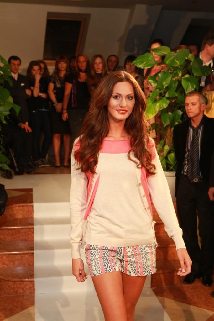 Элишка Бучкова, модель