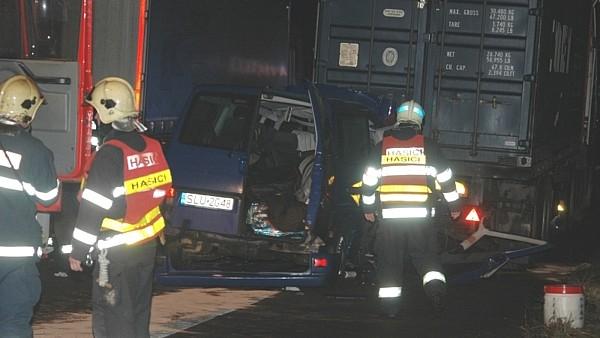 Два человека погибли в результате аварии на D5