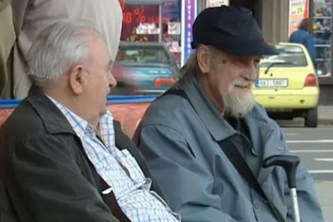 Чешские пенсионеры, как правило, подрабатывают (фото ?TK)