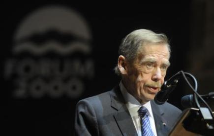 В Москве прошёл вечер памяти Вацлава Гавела