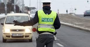 Чешская полиция провела проверку на дорогах
