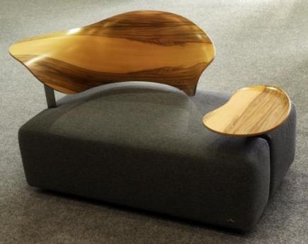 При изготовлении кресла использовались современные технологии