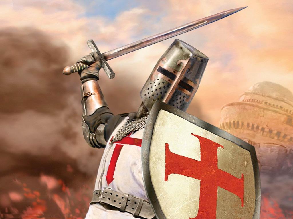Рыцари намерены вернуть принадлежащую им землю