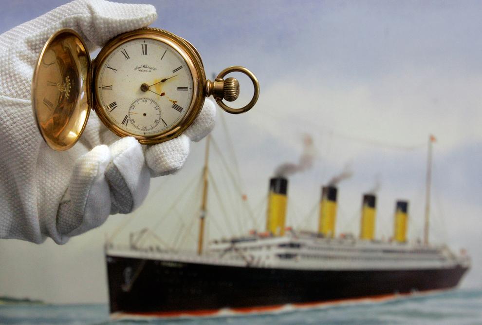 По следам «Титаника» 100 лет спустя