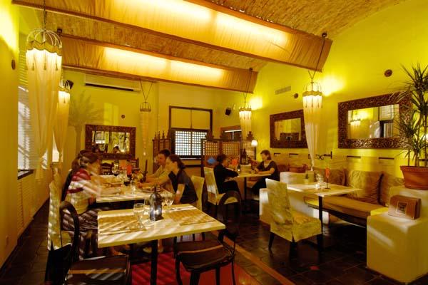 В ресторане-кофейне La P?tio работают лучшие баристы