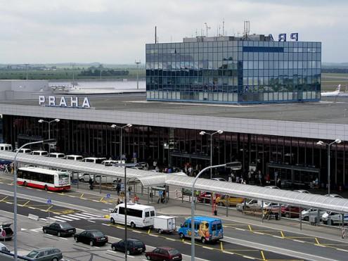 Пражский аэропорт: взгляд изнутри