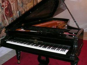 Царский рояль после реконструкции