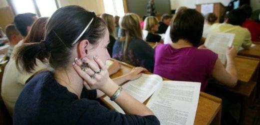 Чехия считает нужным сократить количество студентов