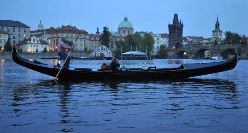Венеция в Праге