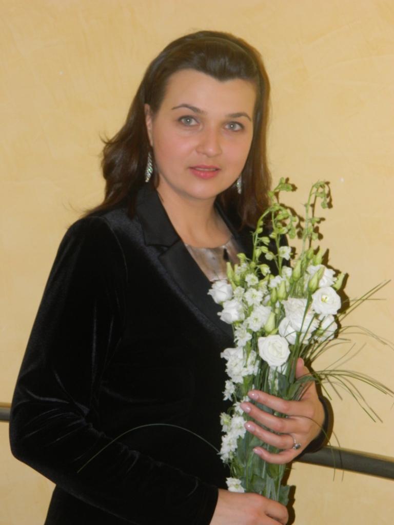 Вера Полякова-Макей