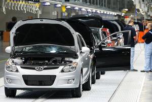 Автомобильное производство в Чехии на подъеме