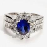 Из багажа иностранки украли кольцо за 1 млн крон