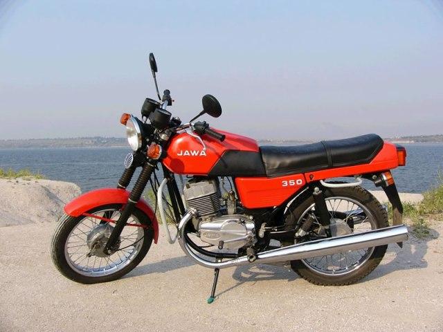 Мотоцикл «Ява»