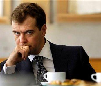 А был ли Медведев?