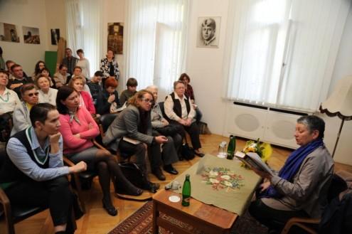 Встреча с Людмилой Улицкой