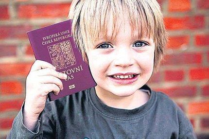 Три часа в очереди за детским паспортом