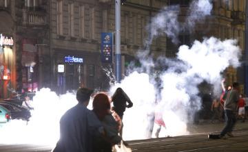 В Варшаве зафиксированы драки между болельщиками