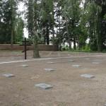 7 июня 2012 г. состоялось открытие обновлённого военного кладбища в городе крепости Яромнерж-Йозефов
