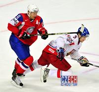 Кубок Гагарина можно будет увидеть в Чехии