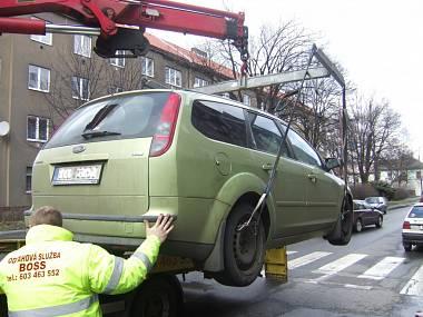 Мэрия Праги приняла меры против нерадивых водителей