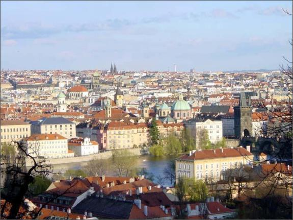самые высокие цены на недвижимость в Праге, Югоморавском и Пардубицком регионах