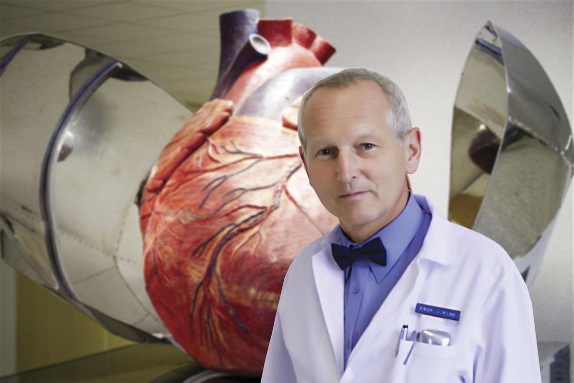 Ян Пирек - кардиохирург, сделавший уникальную операцию по замене сердца