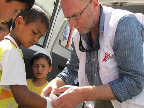 Врачи без границ: милосердие вне политики, религии и расы