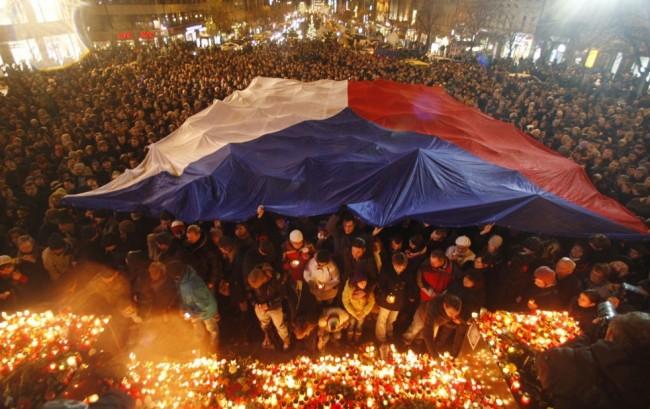 В Словакии 17 июля признан официальным праздником.