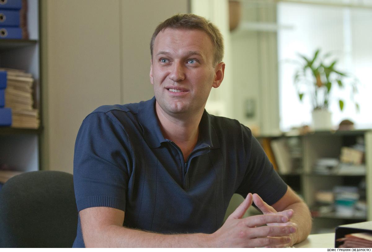 """Навальный назвал Бастрыкина """"иностранным агентом"""""""