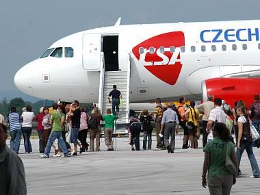 Чешские авиалинии проявляют интерес к России