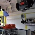 Через передвижной рентген-диагностический цифровой компьютерный комплекс  будет проходить 15 человек в день
